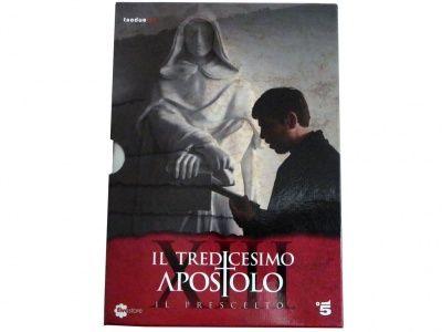 COFANETTO 3 DVD FILM IL TREDICESIMO APOSTOLO USATO PERFETTO ORIGINALE ORIGINAL