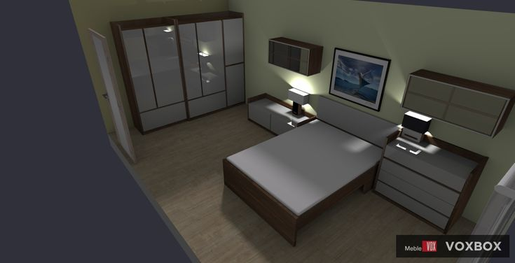 Спальня коллекция INBOX