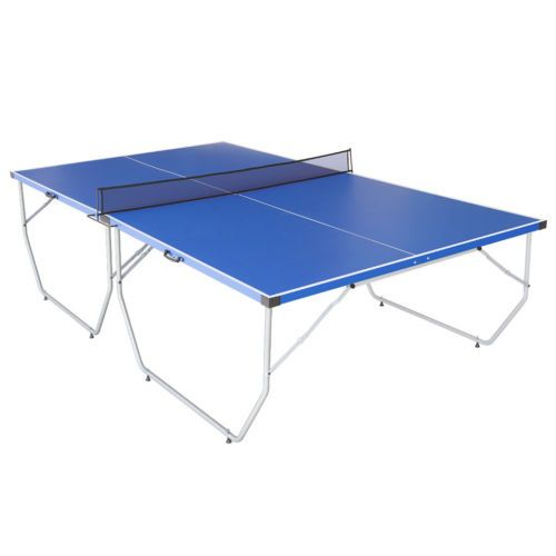 Hlc 9ft full size #portable #folding table #tennis table ping pang table with net,  View more on the LINK: http://www.zeppy.io/product/gb/2/182258087518/