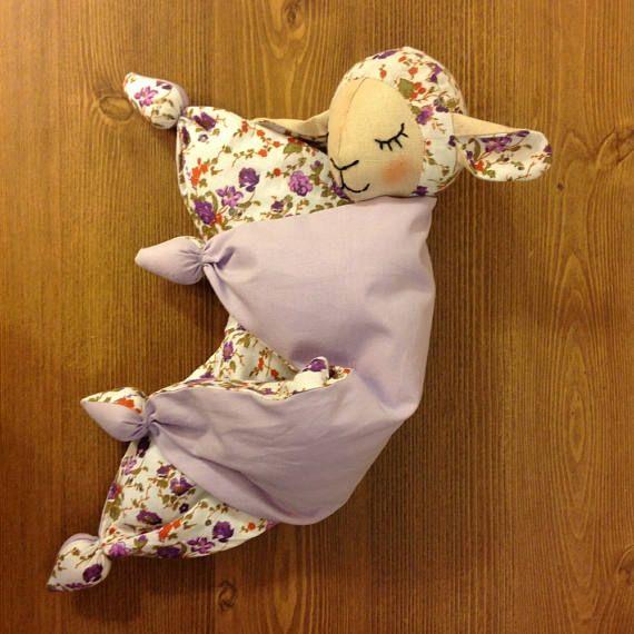 #newborntoy #nurserytoy #lambtoy #waldorfdoll #teethingtoy #Organictoy #Toycomforter