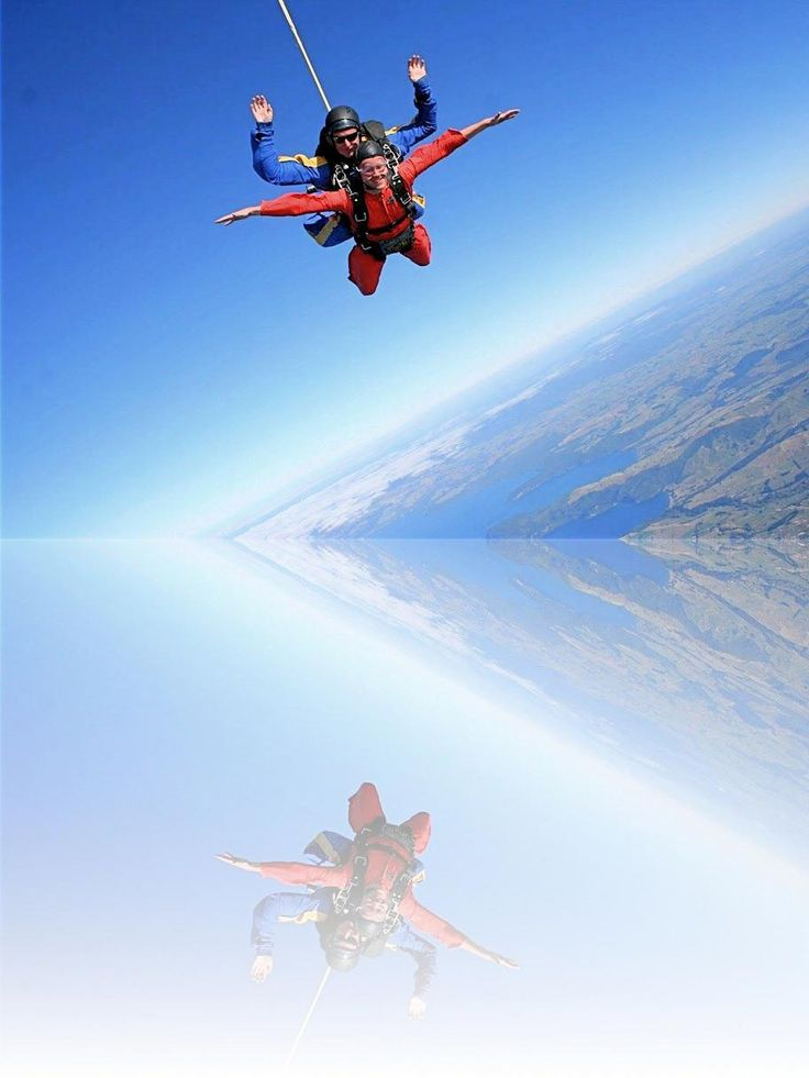The Feeling Of Tandem Skydiving Skydiving Schools Near Me Fighter Jets