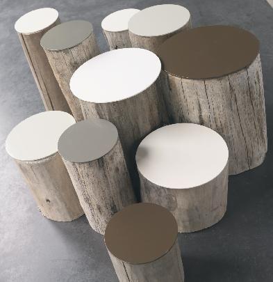 Créer une table basse en bois