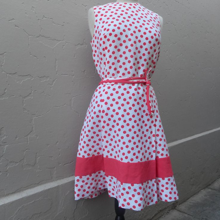 Late 1960's dress by recycology on Etsy