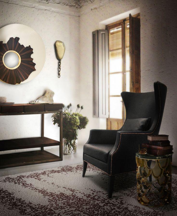 355 besten samt sessel bilder auf pinterest | wohnzimmer ideen ... - Wohnzimmer Sessel Modern