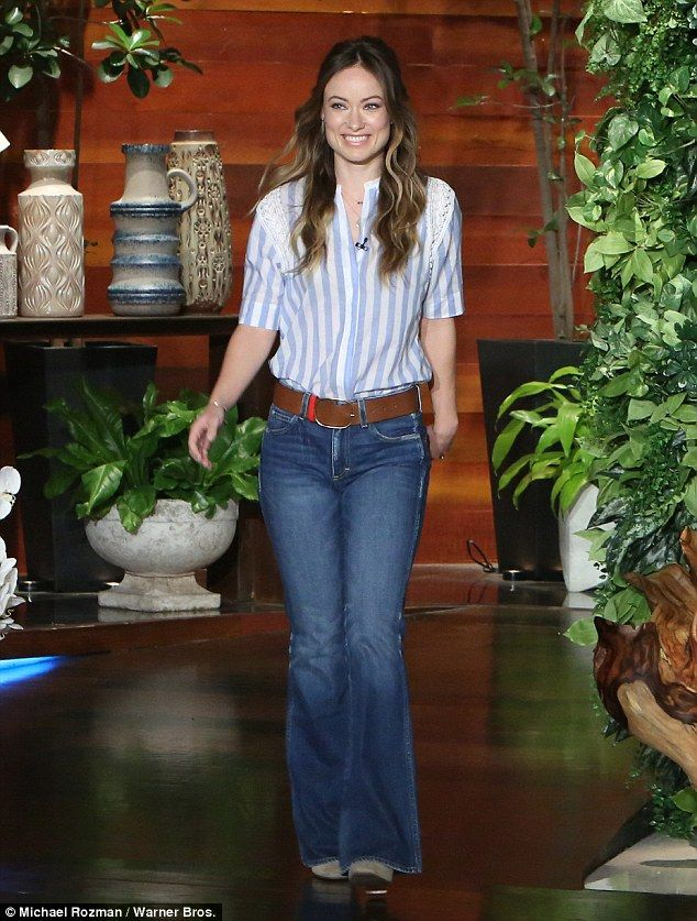 B'Day: Olivia Wilde told Ellen on Thursday she is throwing her son Otis a Beyonce themed s...