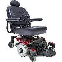 Power wheelchair -Jazzy J6 by Pride mobility