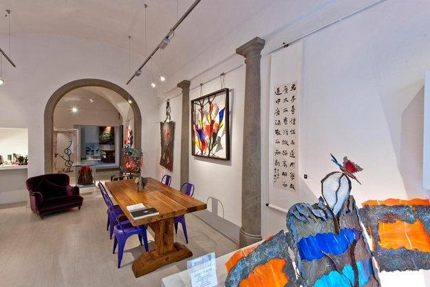 Eclectic Home di Ignarro Cristina: 杨频 / Yang Pin - 云桥 / Byun Ja Hyun