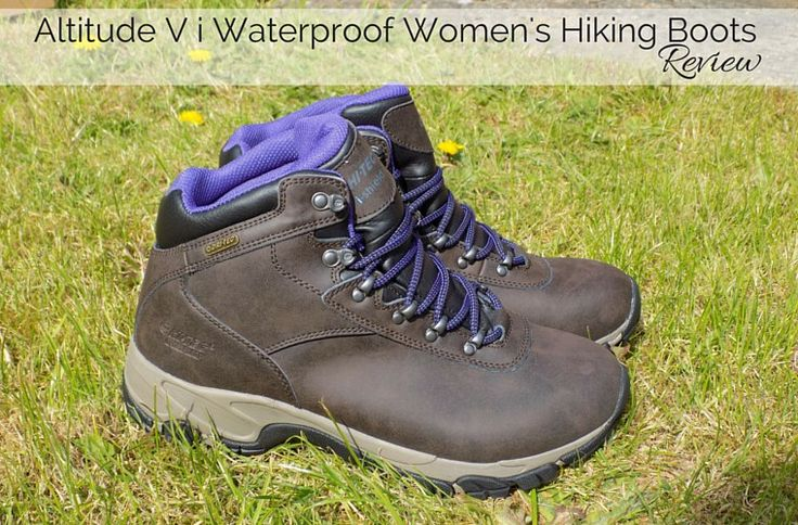 Women's Walking Boots from Hi Tec Review - sharing my thoughts on some wonderful hiking boots from Hi Tec