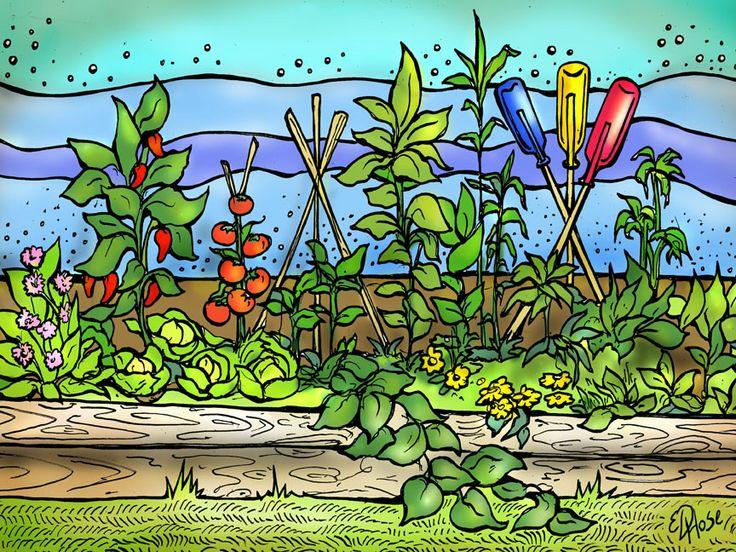 Garden - Ed Hose