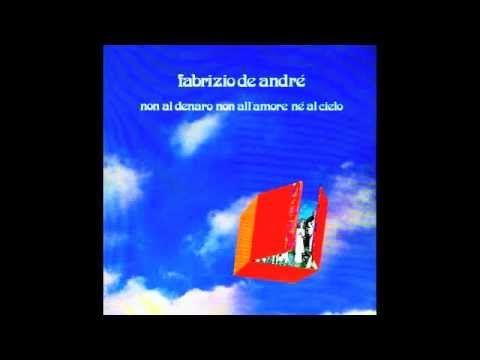Il Suonatore Jones - Fabrizio De Andrè
