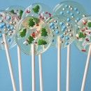 Homemade Holiday Lollipops Recipe | Just a Taste
