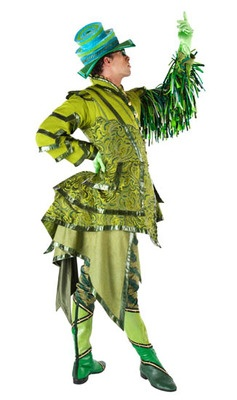 Emerald City Ensemble costume