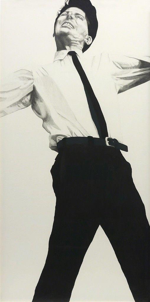 Robert Longo, 'Untitled (Jules)', 1981