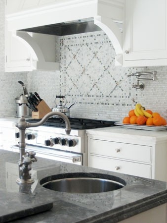 Beautiful Back Splash