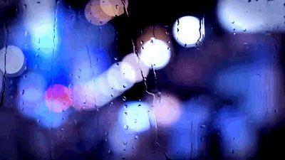 Rain and Coffee
