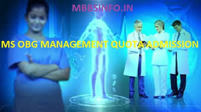 MS Obstetrics and gynaecology OBG admission 2016