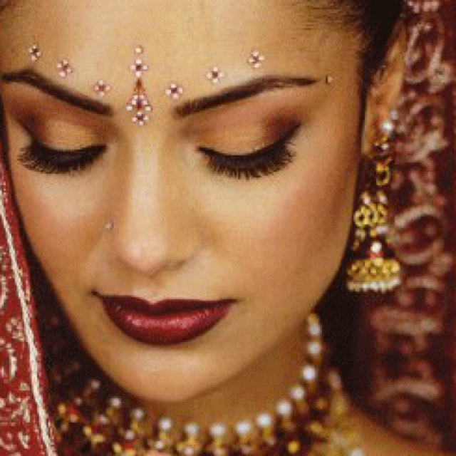 1000+ images about Weddng makeup on Pinterest   Indian ...