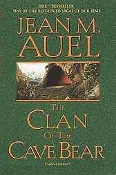 Clan of the Cave Bear by Jean Auel
