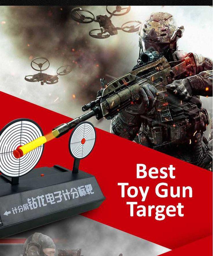 Automatic Reset Bullet targets shot dart target for All Toy water crystal Gun Bullet Blaster Darts Toy Gun EVA Soft Bullet Annex