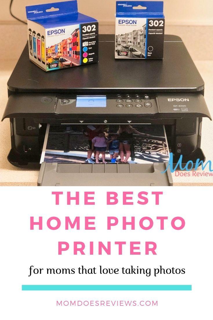 Make Memories That Last With The Epson Expression Premium Xp 6100 Small In One Printer Back2school19 Printer Epson Photo Printer