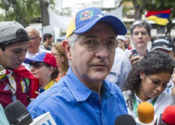 Ledezma escapa de arresto domiciliario y sale de Venezuela según medios
