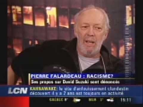 Pierre Falardeau et le racisme