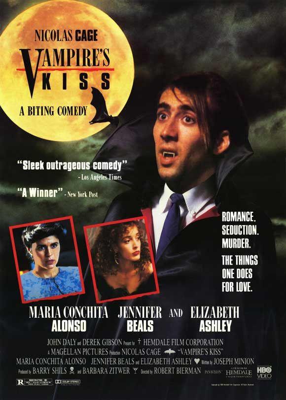 Vampire´s Kiss (1988) - Nicolas Cage DVD