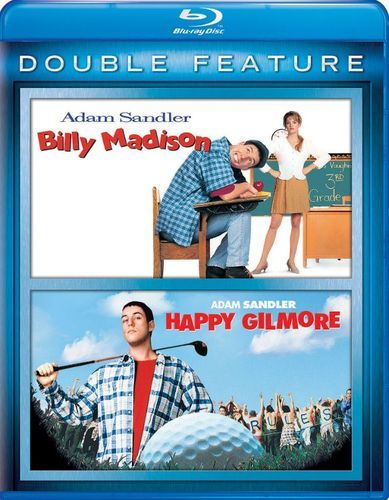 Billy Madison/Happy Gilmore [2 Discs] [Blu-ray]