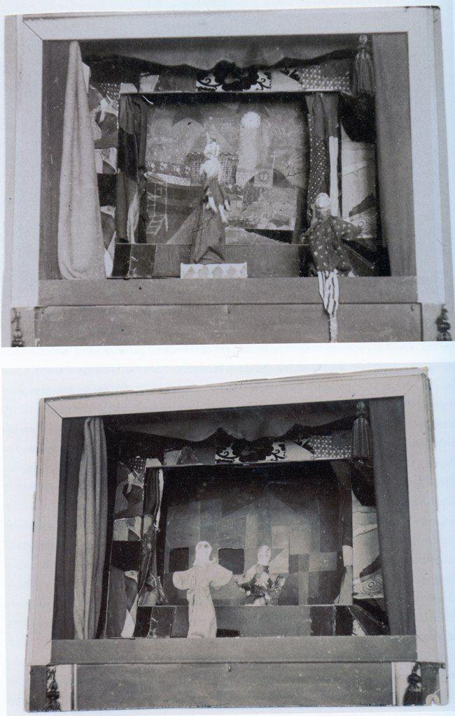 Klee's puppet theatre