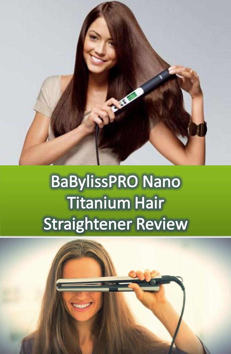 Are Titanium Flat Irons Good For Natural Hair