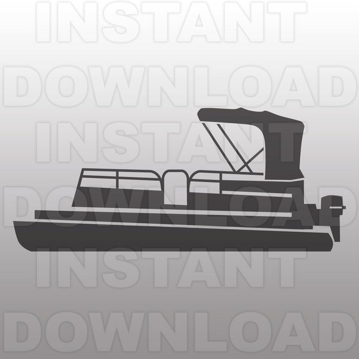 Pontoon Boat SVG File,Lake Life SVG File,Boat SVG File-Vector Art for Commercial & Personal Use-Cricut,Cameo,Silhouette,Vinyl,htv,Decal by sammo on Etsy https://www.etsy.com/listing/387039506/pontoon-boat-svg-filelake-life-svg