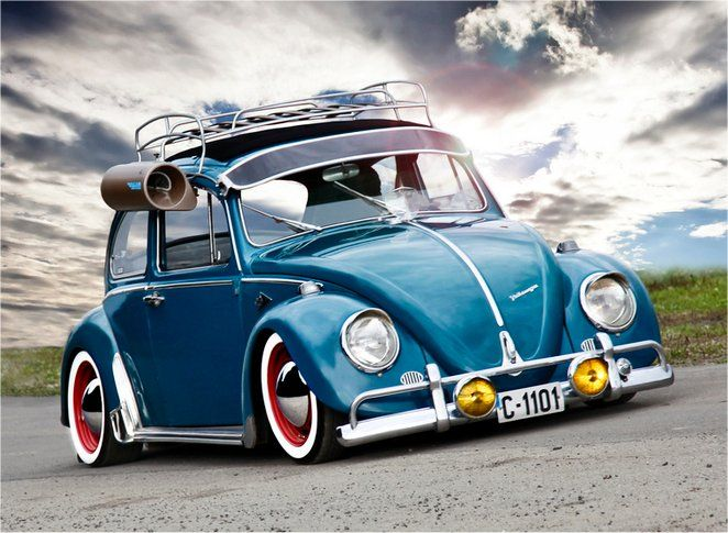 Vw Beetle Wheel And Tire and Air Conditioner Packages