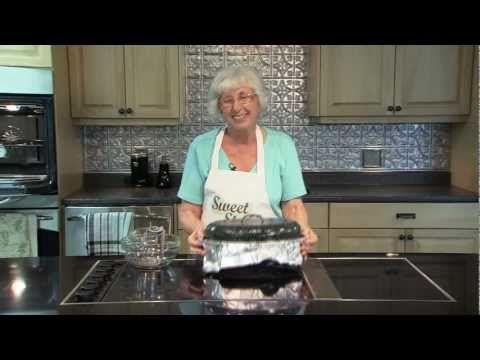 Grandma Fancy makes delicious, tender pulled pork