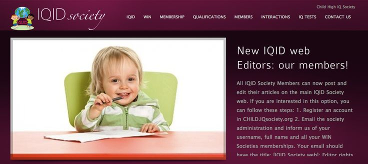 Welcome to the new IQID web