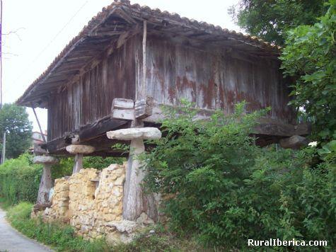 Horreo Asturiano ( Cangas de Onís ) - Cangas de Onís, Asturias, Asturias
