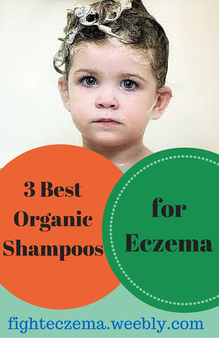 3 Best Organic Shampoos for Eczema. Click here --> http://fighteczema.weebly.com/shampoo.html