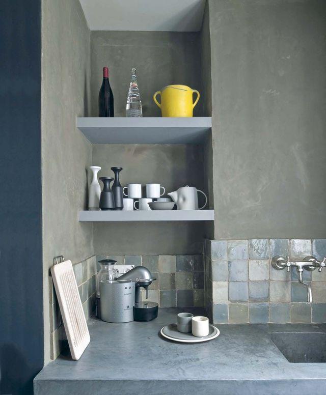 17 meilleures id es propos de peinture de cuisine la for Peinture a la chaux interieur