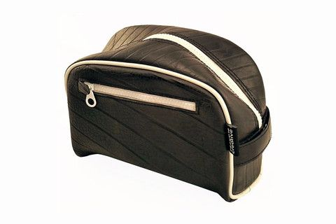 Recycle Creative - Recycled Inner Tube - Retro Dopp Bag