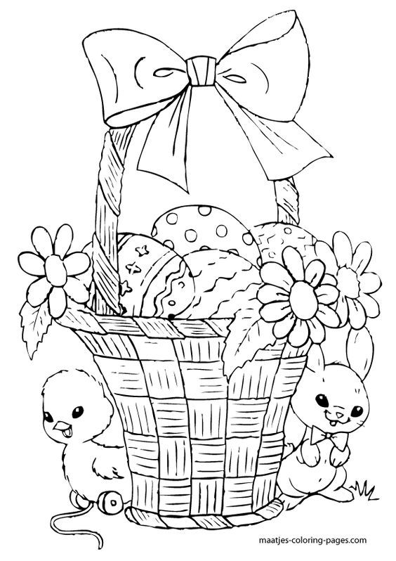 25 unique Easter coloring pages ideas on Pinterest  Easter
