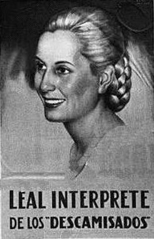 Afiche Peronista - Argentina 1940/50