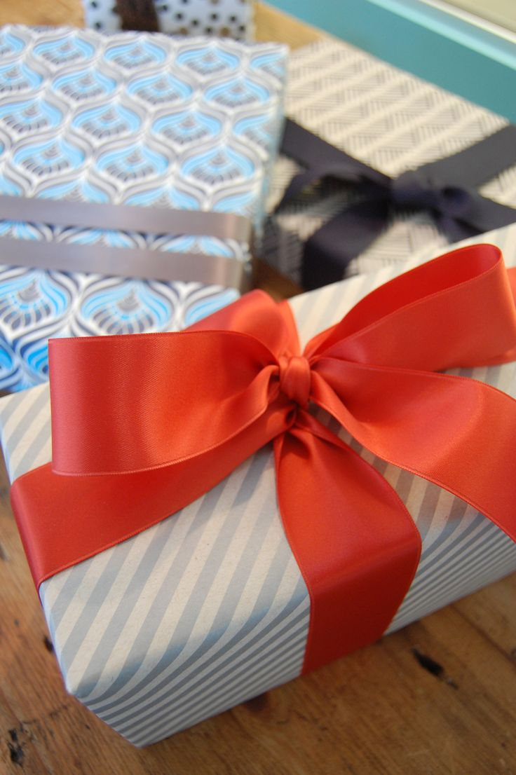 29 best Christmas & Holiday Gift Wrap 2014 images on Pinterest ...