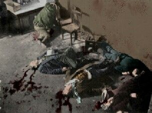 St Valentine S Day Massacre In Color Ross Stanger Chicago