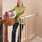 Evenflo® Top of Stairs Plus™ Gate - at Costco