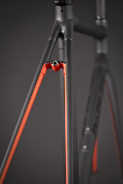 Custom Z1: Matte Clear // Lambo Orange // Reflective Black  Product Design #productdesign