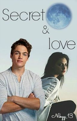 "Přečti si ""Secret & love [CZ] #wattpad #vlkodlaci #werewolf #teenwolf #cover #blue #moon"