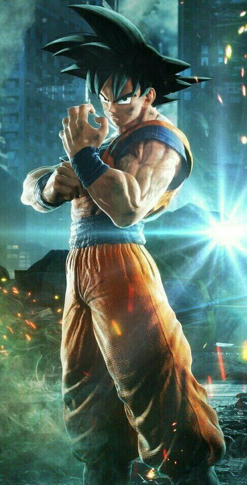 Dragon Ball AF Goku ALL FORMS - VidLii