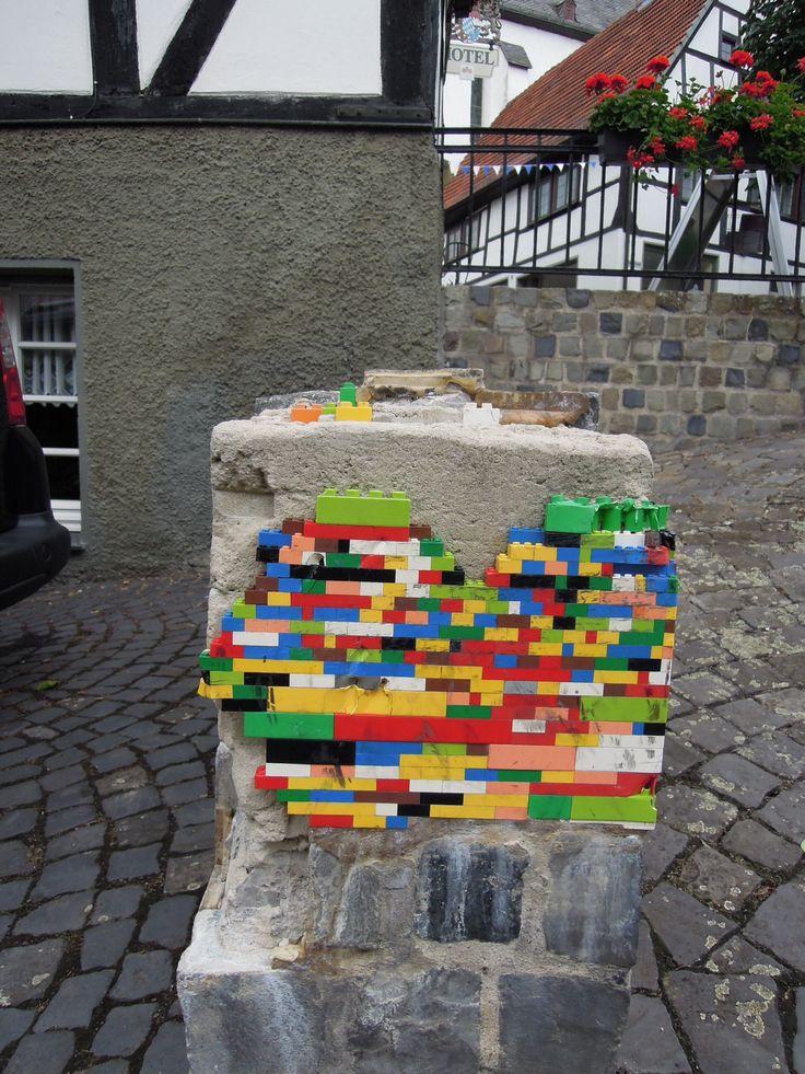 Lego art, Arnsberg, Germany