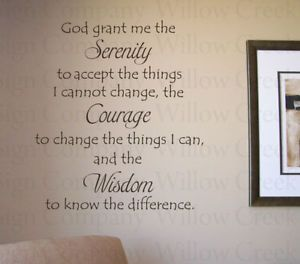 Serenity Prayer Wall Decor 123 best serenity images on pinterest   serenity prayer, favorite