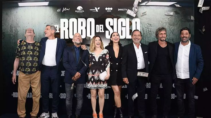 The Great Heist Aka El Robo Del Siglo All The Insights And Updates