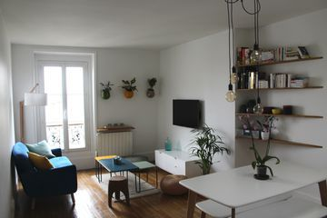 Réalisé par l'agence Samuel Crosnier Architecte    Interieur - Appartement    Retrouvez les réalisations de l'agence sur Archidvisor